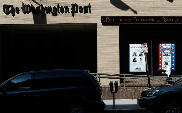 <em>The Washington Post</em> announced Tuesday that Frederick J. Ryan Jr. would take over as publisher.