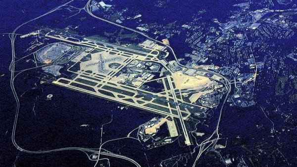 At the Pittsburgh International Airport, Consol Energy will begin extracting gas — even under the runways.