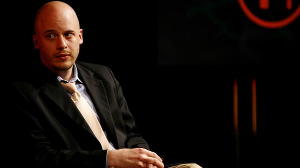 Lev Grossman, author of <em>The Magicians</em> trilogy.