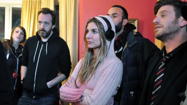 One of the competitors on<em> The Chair</em> is Anna Martemucci, a graduate of New York University film school who has written and acted before, but never directed.