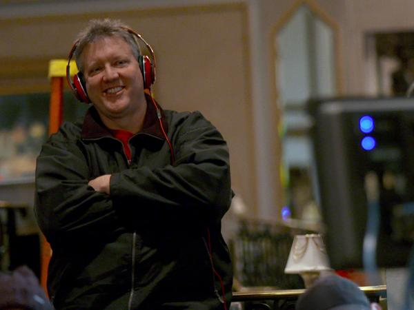 Chris Moore created the new reality show <em>The Chair</em>. In 2001, he teamed with Ben Affleck and Matt Damon on <em>Project Greenlight,</em> the series that documented a filmmaker's efforts to make his first feature film.