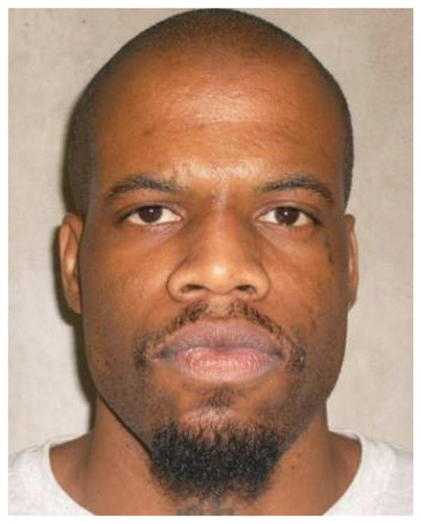 This photo provided by the Oklahoma Department of Corrections shows Clayton Lockett.