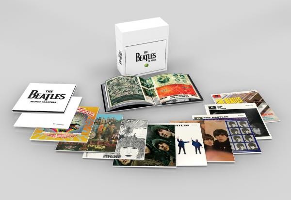 The Beatles Mono box set.