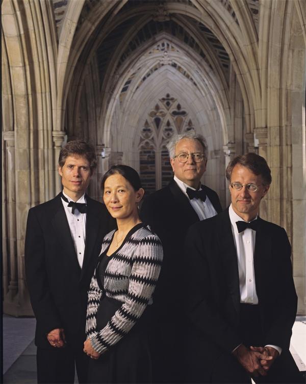 Ciompi Quartet Promotional Photos - 1