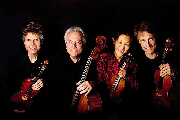 Ciompi Quartet Promotional Photos - 2