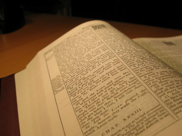 The publication of the King James Bible was among the events that diminished Scots' standing as a literary tongue in Scotland.