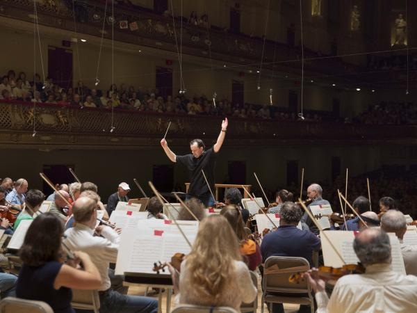 Nelsons was the unanimous choice of both the orchestra's musicians and its board.