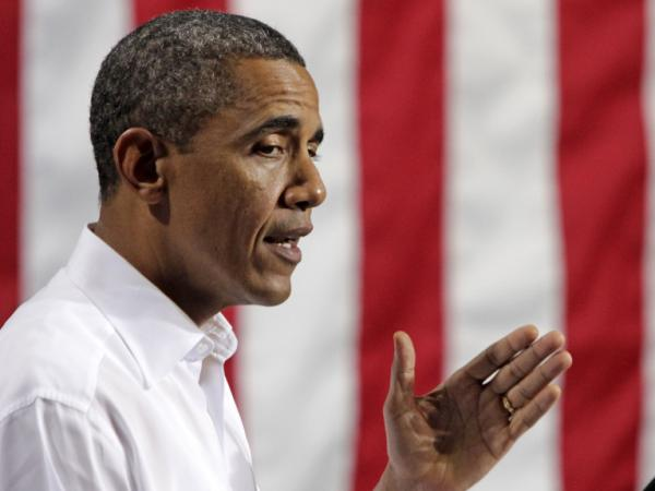 <p>President Obama talked about jobs last week in North Chesterfield, Va. </p>