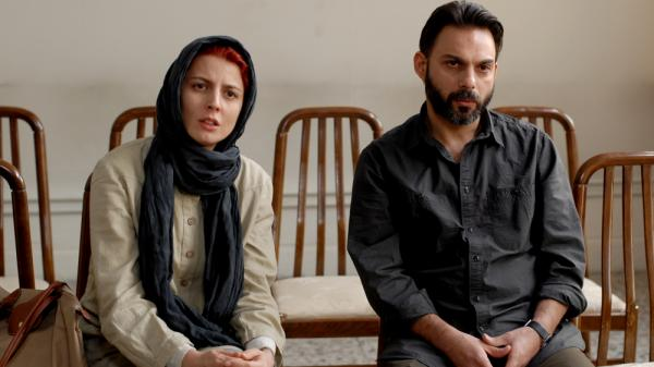 <strong>The Great Divides:</strong> Simin (Leila Hatami) and Nader (Peyman Moadi) are at odds first about whether to leave Iran for life abroad — and then about more urgent issues yet.