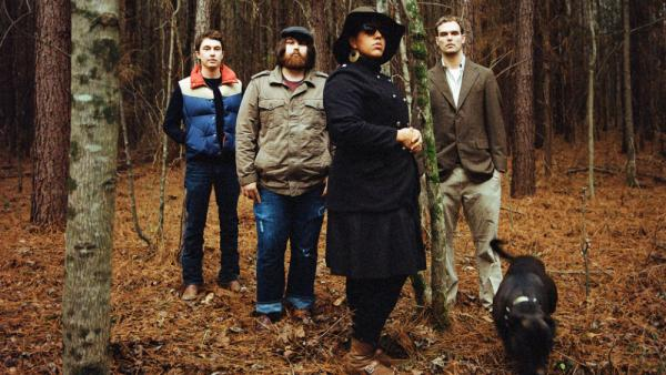 Alabama Shakes' members infuse rock 'n' roll with soul, blues and country.