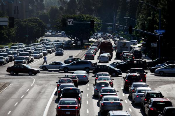 The outage shut down signal lights in San Diego, the eighth-largest U.S. city. All of San Diego Gas & Electric Co.'s 1.4 million customers lost power.