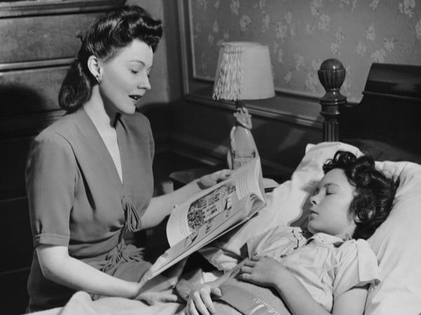 A bedtime story is a longtime tradition. What about a math, science or history quiz, though?