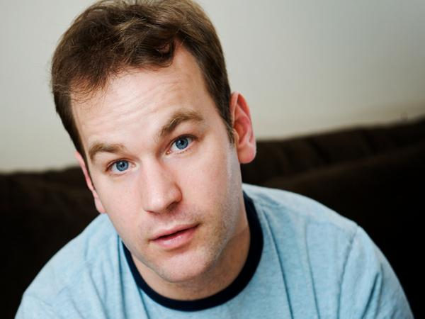 Comedian Mike Birbiglia co-wrote the script for the new film about himself: <em>Sleepwalk With Me</em>.