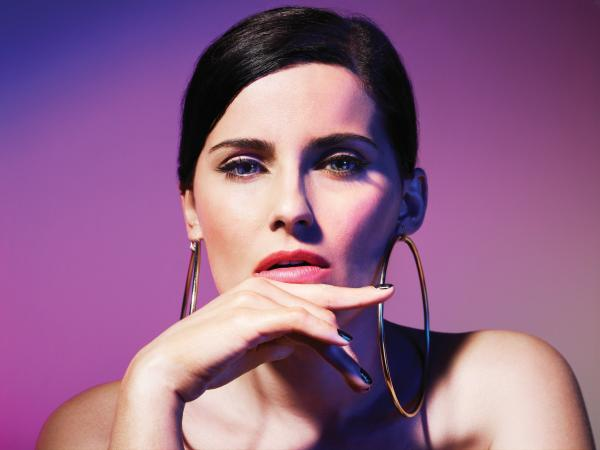 Nelly Furtado says her new album, <em>The Spirit Indestructible, </em>is both fun and spiritual.