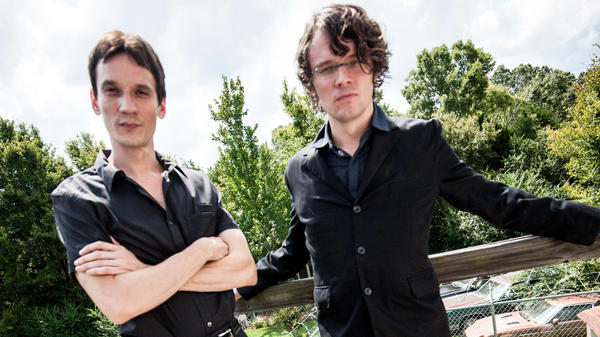 Brothers Cody and Luther Dickinson are the North Mississippi Allstars. Their new album is titled <em>World Boogie Is Coming</em>.