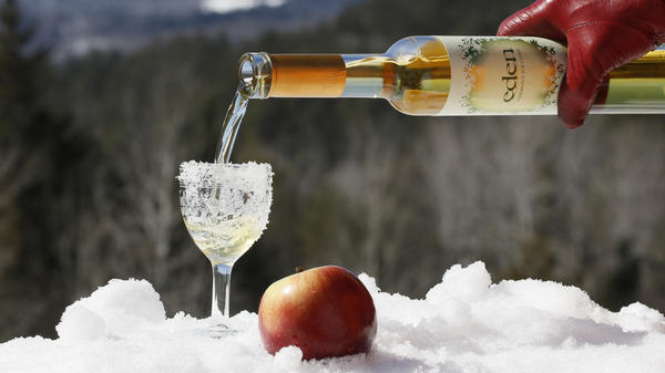 When winter gives you ice, make ice cider.