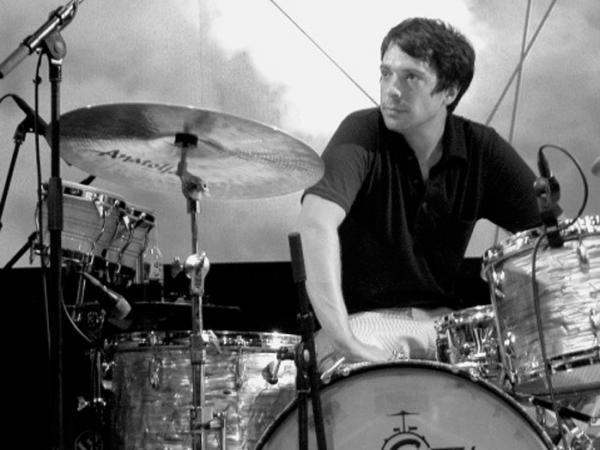 Charlie Hall, drummer for the band The War On Drugs, is this week's guest quizmaster for Drum Fill Friday.