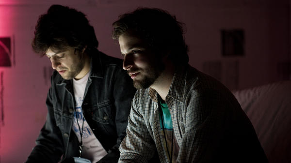 The Washington, D.C., duo Protect-U will release its new album, <em>Free USA</em>, on May 13.