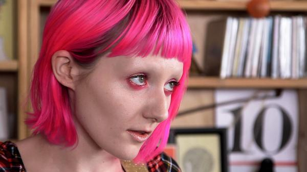Jessica Lea Mayfield performs a Tiny Desk Concert.