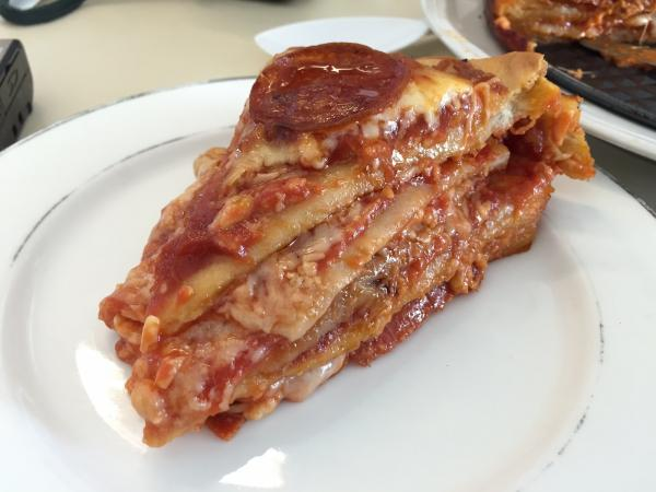 Pizza Cake is great for parents who want to get the birthday party they're hosting over with as soon as possible.