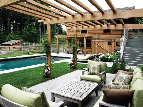 Maple Hill Residence by Stephen Stimson & Associates
