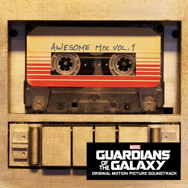 The soundtrack to <em>Guardians of the Galaxy </em>was the first soundtrack composed entirely of previously released songs to top the <em>Billboard</em> 200 album chart.