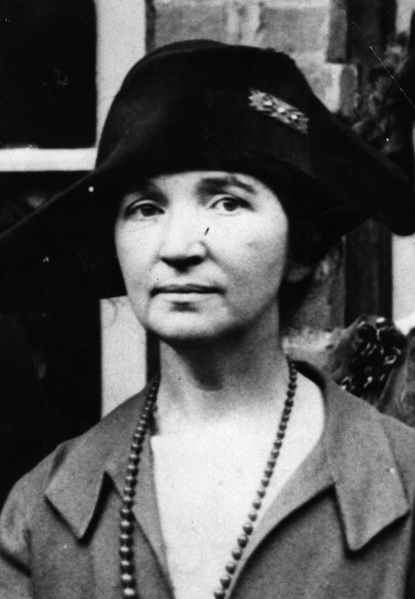 Margaret Sanger was considered the founder of the birth control movement.