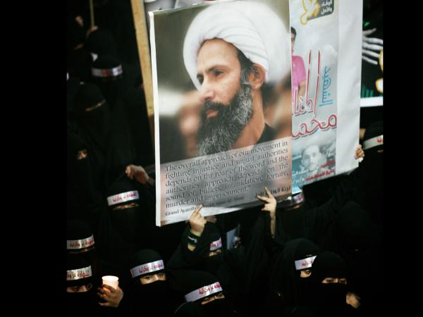 Sheikh Nimr al-Nimr was a leading voice during protests in 2011 and 2012 by the minority Shiite Muslim community.