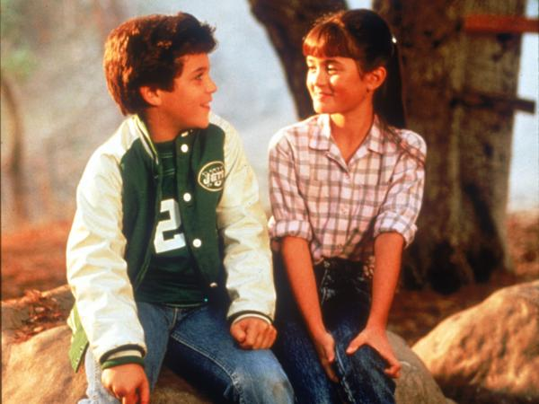 On<em> The Wonder Years, </em>Kevin Arnold (Fred Savage) had a crush on his neighbor Winnie Cooper (Danica McKellar).
