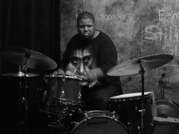 <strong></strong>Under <em>Oblique — I</em>'s zigzag lines, Tyshawn Sorey's drums barrel along like a runaway tractor trailer.