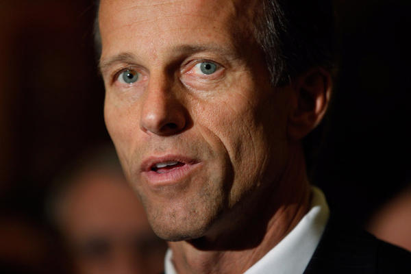 "<b>JOHN THUNE</b><br /><i>Announcement: Feb. 22, 2011</i><br /><br/>The junior senator from South Dakota became the first major figure to remove himself from contention after openly exploring a run for the presidency. ""I feel that I am best positioned to fight for America's future here in the trenches of the United States Senate,"" Thune said in announcing his decision."