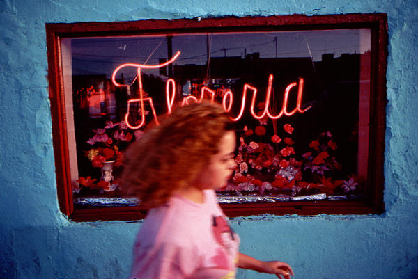 <em>Hearts and Flowers,</em> 1992. Deep in the heart of Juarez. Summer. It's hot and its alive in Juarez. In those days. Now, a city that has just lived through a war. What remains is yet to be determined.