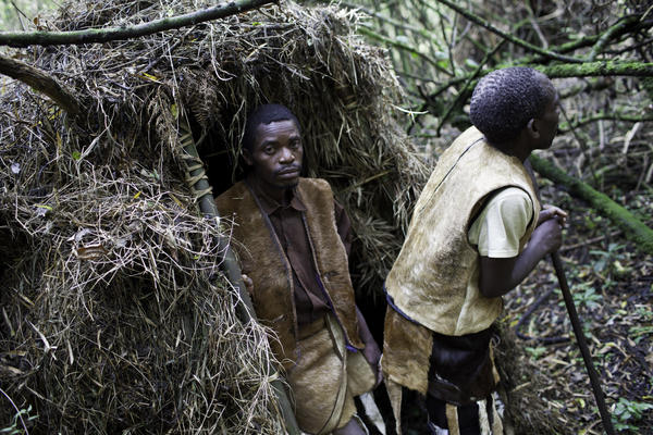 In 1991, the Batwa forest people of Uganda were evicted from their land when two neighboring national parks were created to protect shrinking habitat for the endangered mountain gorilla. A new program is trying to help them earn money and reconnect with their roots.