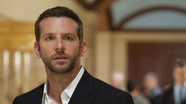 Bradley Cooper was nominated for an Academy Award for his 2012 role in the film <em>Silver Linings Playbook</em>.
