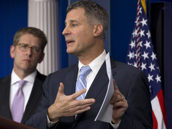 Alan Krueger, Chairman of the White House Council of Economic Advisers, shown in November.