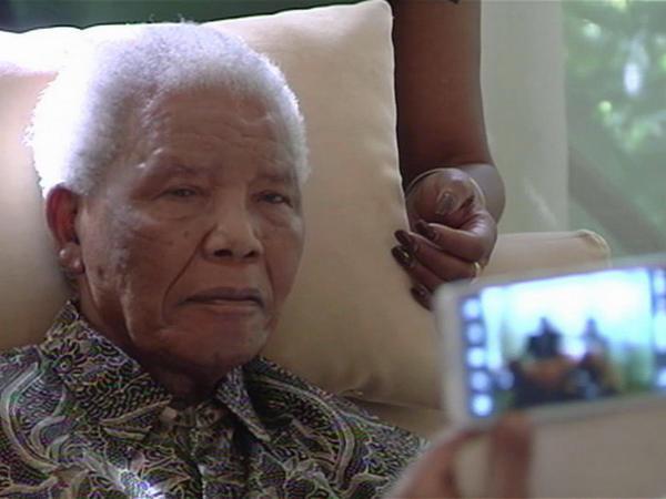 Nelson Mandela's health has been in decline in recent years.
