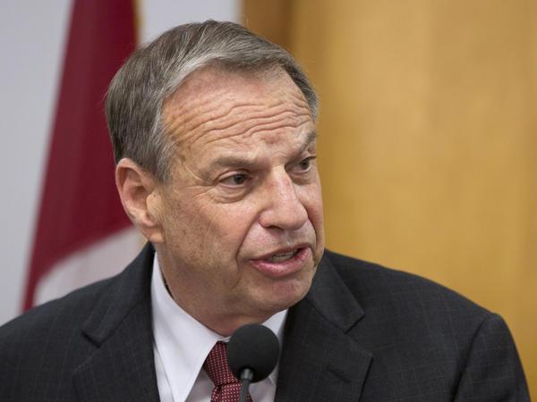 San Diego Mayor Bob Filner (D).