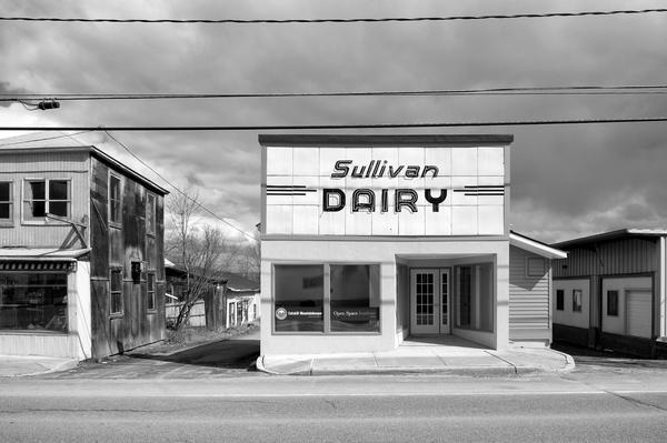 Sullivan Dairy, Hurleyville