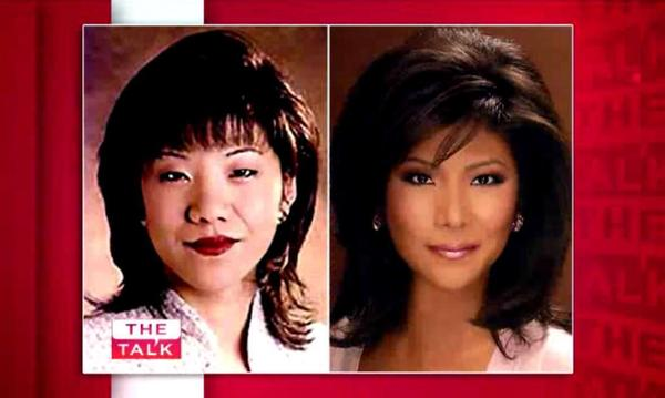 "Julie Chen had surgery to give her ""double eyelids"" after a news director described her ""Asian eyes"" as ""small"" and ""heavy"" and told her — among other choice comments — that they made her look ""disinterested"" and ""bored"" during on-air interviews."