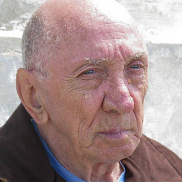 Bill Baker, now 80, arrived at The Rock as an inmate in 1957. He has written about his experiences at the prison in the book <em>Alcatraz-1259</em>.