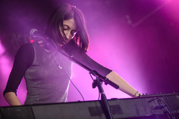 Hundred Waters kept things ethereal at Empire Garage.
