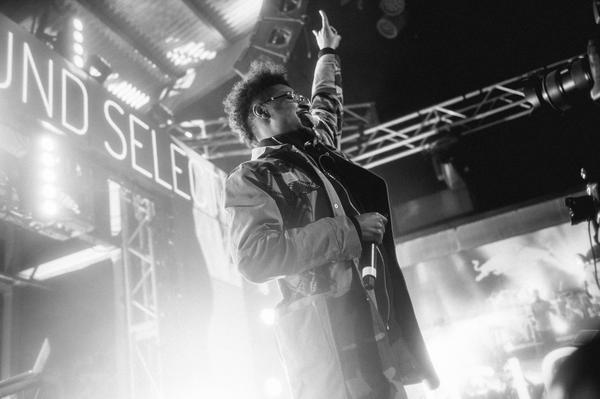 Danny Brown at SXSW 2014.