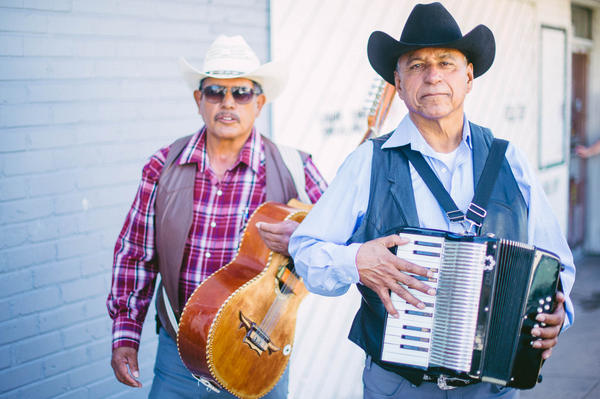 Musicians at SXSW 2014 in Austin, Texas.