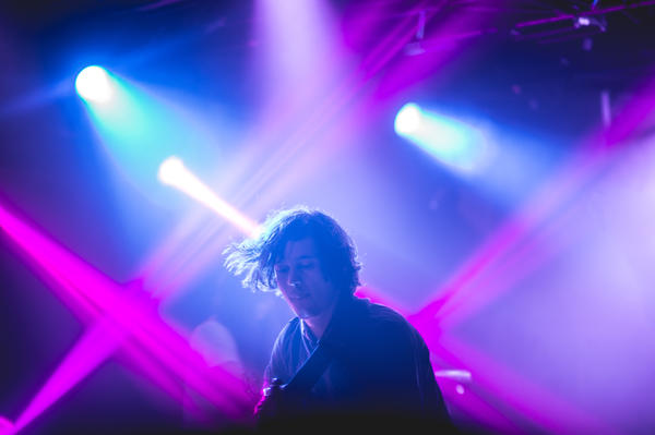 Washed Out's Ernest Greene.