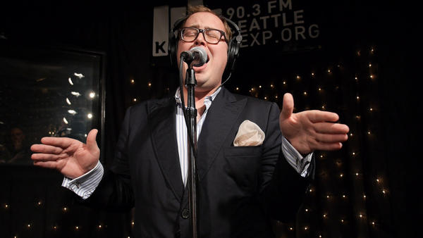 St. Paul and the Broken Bones performed on KEXP.