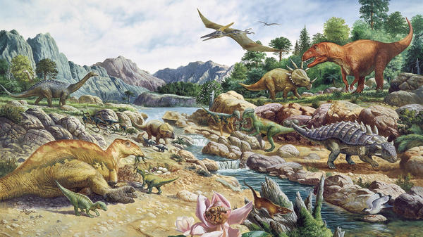 Being a bit coldblooded has its charms, scientists say. A mammal the size of a <em>T. rex,</em> for example, would have to eat constantly to feed its supercharged metabolism — and would probably starve.