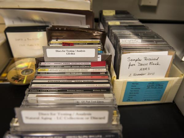 "Well-cared-for CDs can last many decades — even centuries. But storing a disc in a hot car or playing it often can eventually lead to ""CD rot."""