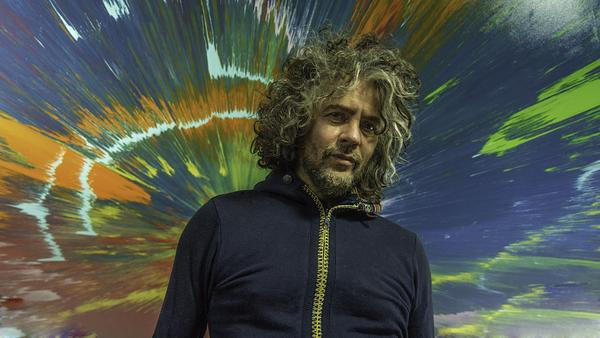 Wayne Coyne of The Flaming Lips speaks to NPR's Arun Rath about his band's new album, <em>With A Little Help From My Fwends.</em>