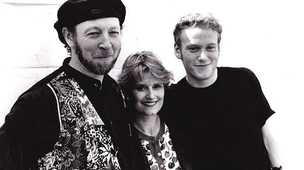 Thompson is, among others, folk musicians Richard and Linda Thompson and their son Teddy. Thompson's new album, <em>Family</em>, comes out Nov. 18.