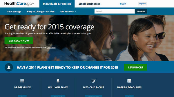 Consumers can window shop on HealthCare.gov leading up to open enrollment, which starts Saturday.